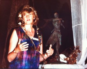 The Homeric Feast, 1990. Picture Credit: Dr Rhyl Hinwood AM